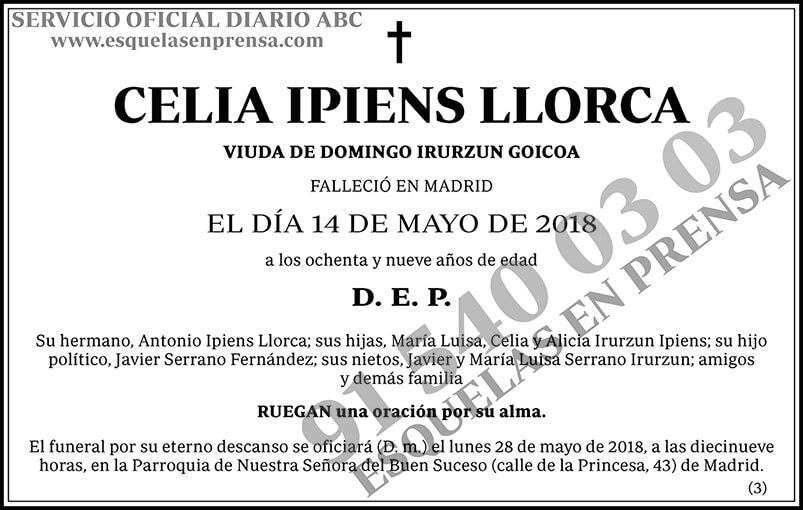Celia Ipiens Llorca
